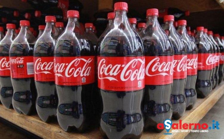 """Allarme su alcune bottiglie di Coca Cola anche a Salerno: """"Aspetto denso, sapore sgradevole"""" - aSalerno.it"""