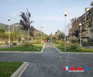 SAL - 16 06 2017 Salerno inaugurazione giardini 8 marzo