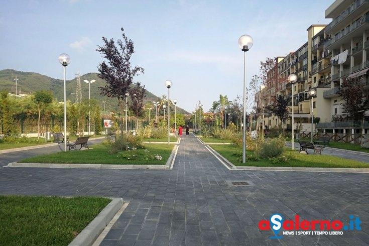 Salerno, da lunedì riapriranno tutti i parchi della città - aSalerno.it