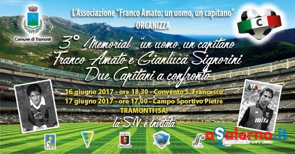 """A Tramonti il Memorial """"Amato e Signorini"""", sarà premiato Gianni Rivera - aSalerno.it"""