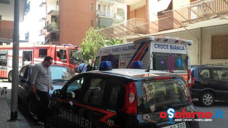 Incendio in una palazzina di Nocera Inferiore: 3 intossicati – FOTO - aSalerno.it