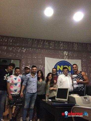 """""""Noi con Salvini"""", dopo le amministrative riprendono le """"gazebate itineranti"""" - aSalerno.it"""