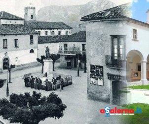 Piazza Freda e Chiostro ex Convento S. Antonio