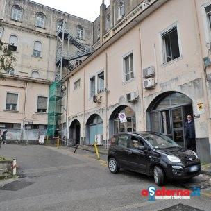 Cava dei Tirreni Ospedale di Cava dei Tirreni. Report fotografico nel reparto di ostetricia e ginecologia