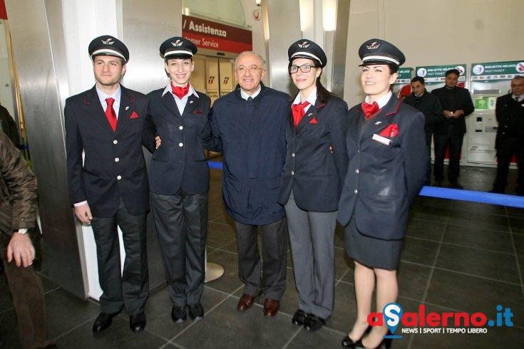 Fracciarossa nel Cilento, a Salerno evento alla Stazione con il governatore De Luca - aSalerno.it