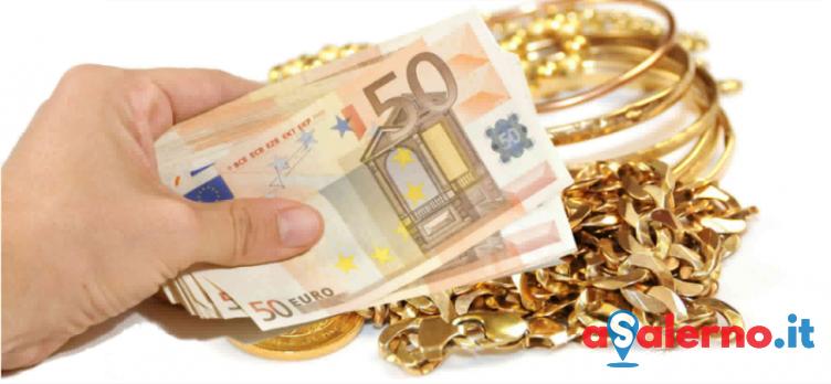 Compro oro, nuova regolamentazione in vigore dal 5 luglio - aSalerno.it