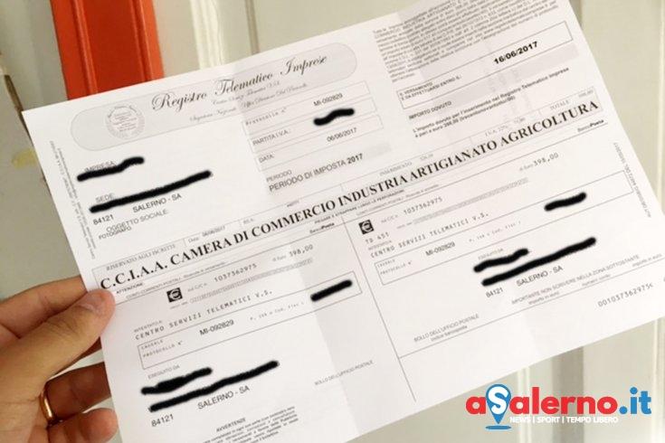 """Bollettino truffa, la segnalazione dalla Camera di Commercio: """"Non pagate"""" - aSalerno.it"""