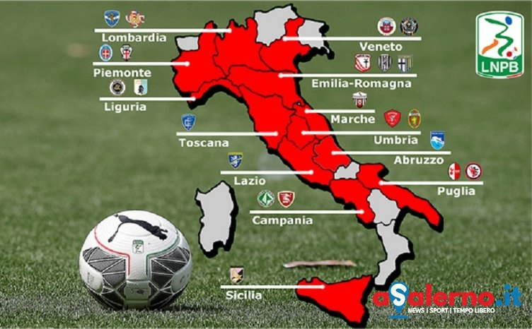 Ecco la nuova Serie B: su 22 ben 20 squadre hanno già giocato in A - aSalerno.it