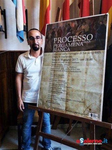 """Cava, un confronto storico-culturale sul """"Processo alla Pergamena Bianca"""" - aSalerno.it"""