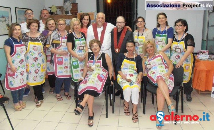Associazione Project Life: primo corso di cucina per casalinghe ed appassionati - aSalerno.it