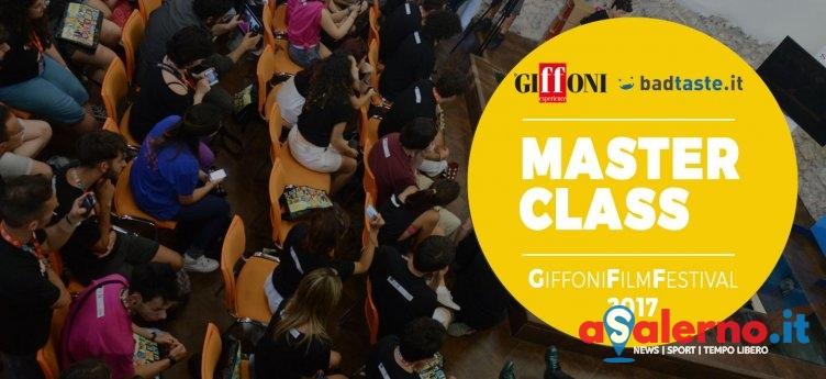 Giffoni Masterclass, 16 incontri d'eccezione con i grande dell'entertainment - aSalerno.it