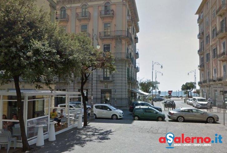 Sputò a vigile su via Roma, ragazzo identificato - aSalerno.it