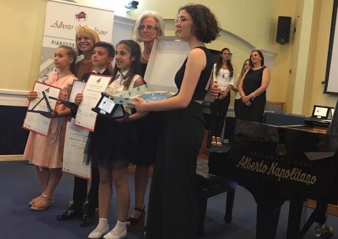 """Teatro Verdi, domani la finale del premio di esecuzione pianistica """"Napolitano"""" - aSalerno.it"""