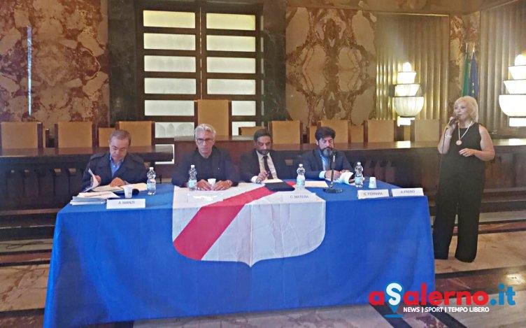Presentata a Salerno l'Autostrada del Mediterraneo A2 - aSalerno.it