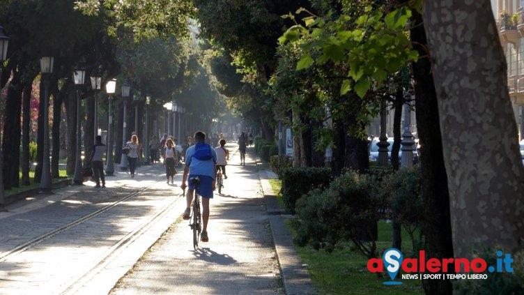 """Bici a Salerno, parla il sindaco: """"C'è criticità ma affronteremo tematica con nuovi progetti"""" - aSalerno.it"""