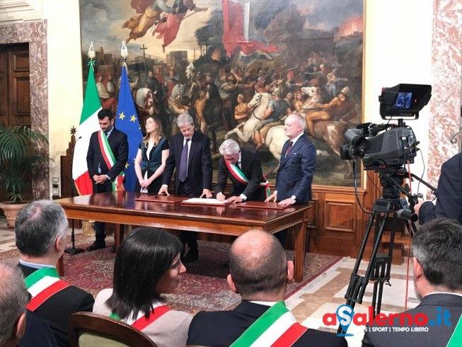Riqualificazione periferie a Salerno, concluso iter: 18 milioni di euro da Roma - aSalerno.it