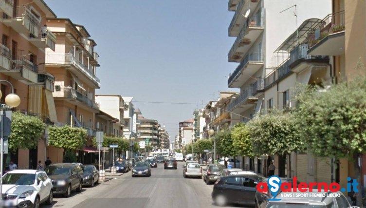 Crolla il muro di una palazzina, evacuate tre famiglie a Battipaglia - aSalerno.it