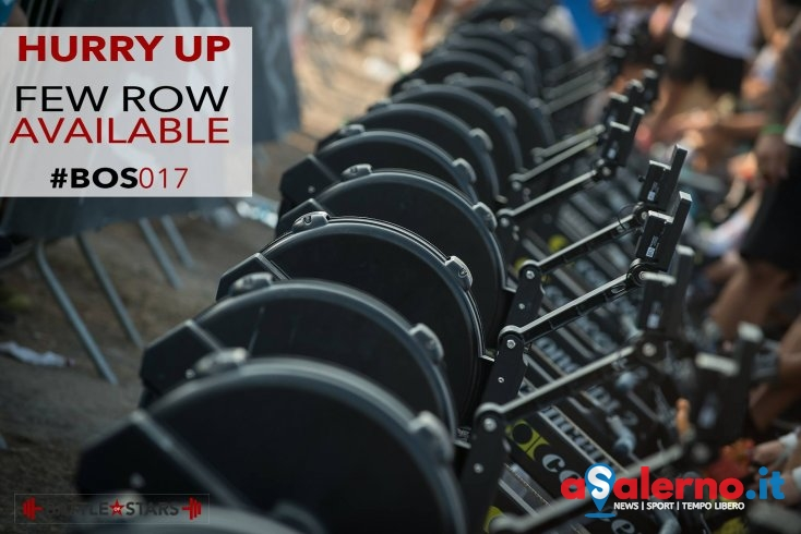 Battle of Stars: centinaia di atleti a Salerno per la competizione di Crossfit - aSalerno.it
