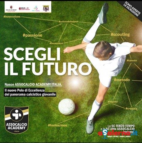 Scouting, formazione e gestione del talento: al Terzo Tempo nasce Assocalcio Academy - aSalerno.it