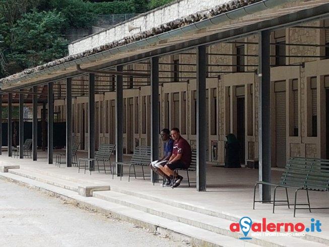 Minala anticipa tutti: già questa mattina a Roccaporena – FOTO - aSalerno.it