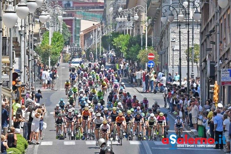 Il Giro D'Italia passa per Salerno: al via i lavori di ripristino dell'asfalto - aSalerno.it
