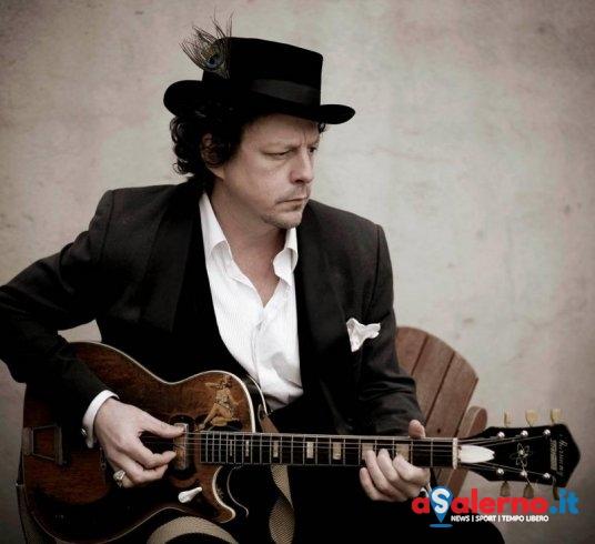 Baronissi Blues Festival, la prima star internazionale è Ian Siegal - aSalerno.it
