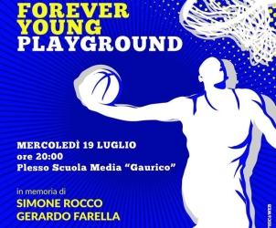 Inaugurazione Forever Young Playground
