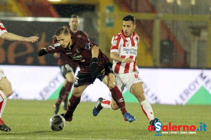 Raffaele Pucino è un calciatore della Salernitana - aSalerno.it