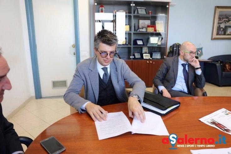 """Sos Impresa, riconfermato Battaglini: """"Apriranno nuovi sportelli"""" - aSalerno.it"""