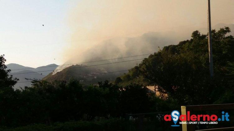 """""""Allarmante l'emergenza incendi in provincia di Salerno: molti di matrice dolosa"""" - aSalerno.it"""