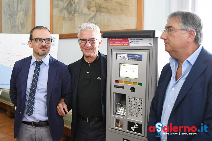 Parcometri a Salerno, già pronti 40 nuovi sistemi in varie zone della città - aSalerno.it