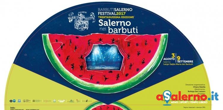 """Presentata la XXXII edizione della rassegna estiva di teatro """"Barbuti Festival"""" - aSalerno.it"""