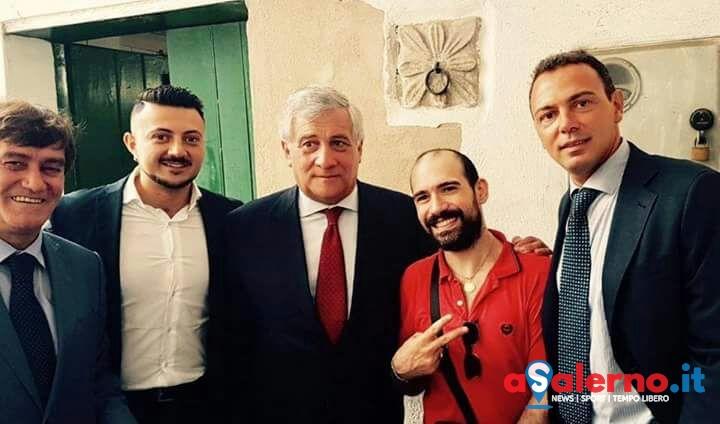 Dona con Amore incontra l'onorevole Tajani: la proposta di Luigi Bisogno - aSalerno.it
