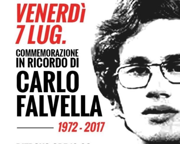 Salerno ricorda Carlo Falvella: domani la cerimonia - aSalerno.it