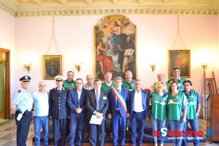 Cava de'Tirreni: ecco 10 ispettori ambientali – FOTO - aSalerno.it