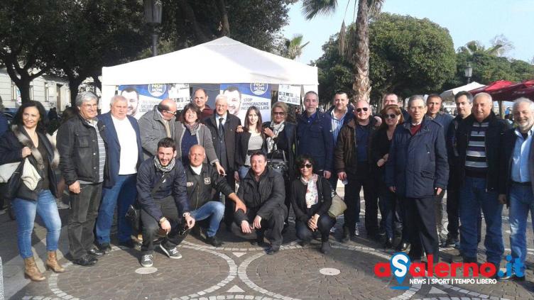 """""""No allo Ius Soli"""", il Movimento Noi con Salvini domani in piazza - aSalerno.it"""