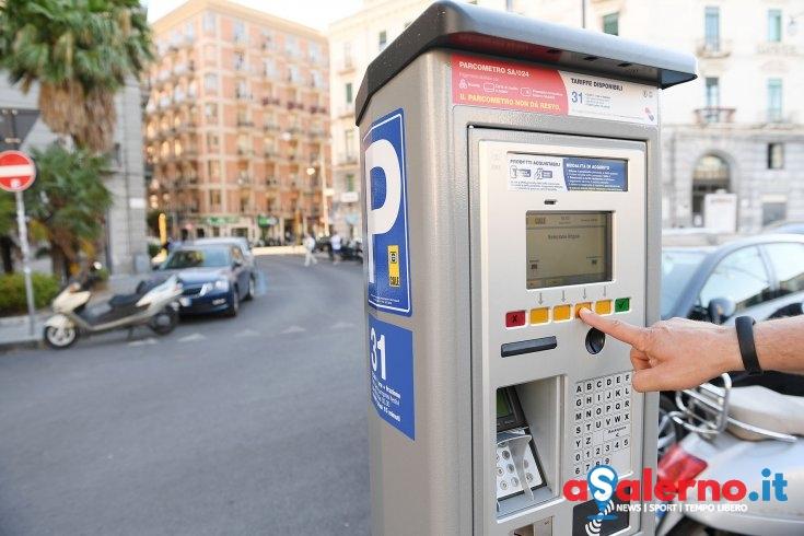 Salerno: Parcometro manomesso su Corso Garibaldi - aSalerno.it