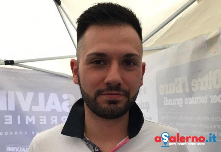 """Salernitano di """"Noi con Salvini"""" si racconta: """"Laureato in Economia ma lavoro con contratto a tempo determinato"""" - aSalerno.it"""