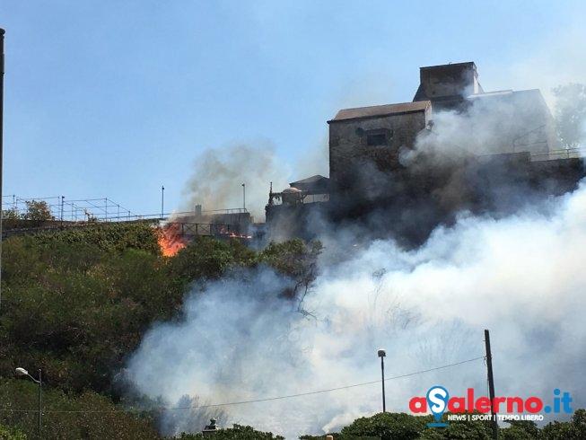Giovani Democratici di Salerno chiede di far luce sull'incendio della Carnale - aSalerno.it