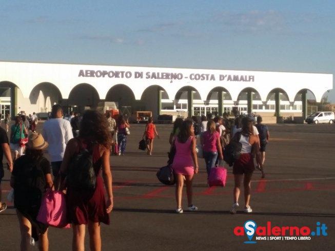 Voli civili trasferiti da Capodichino all'aeroporto di Salerno: è il primo passo d'integrazione - aSalerno.it