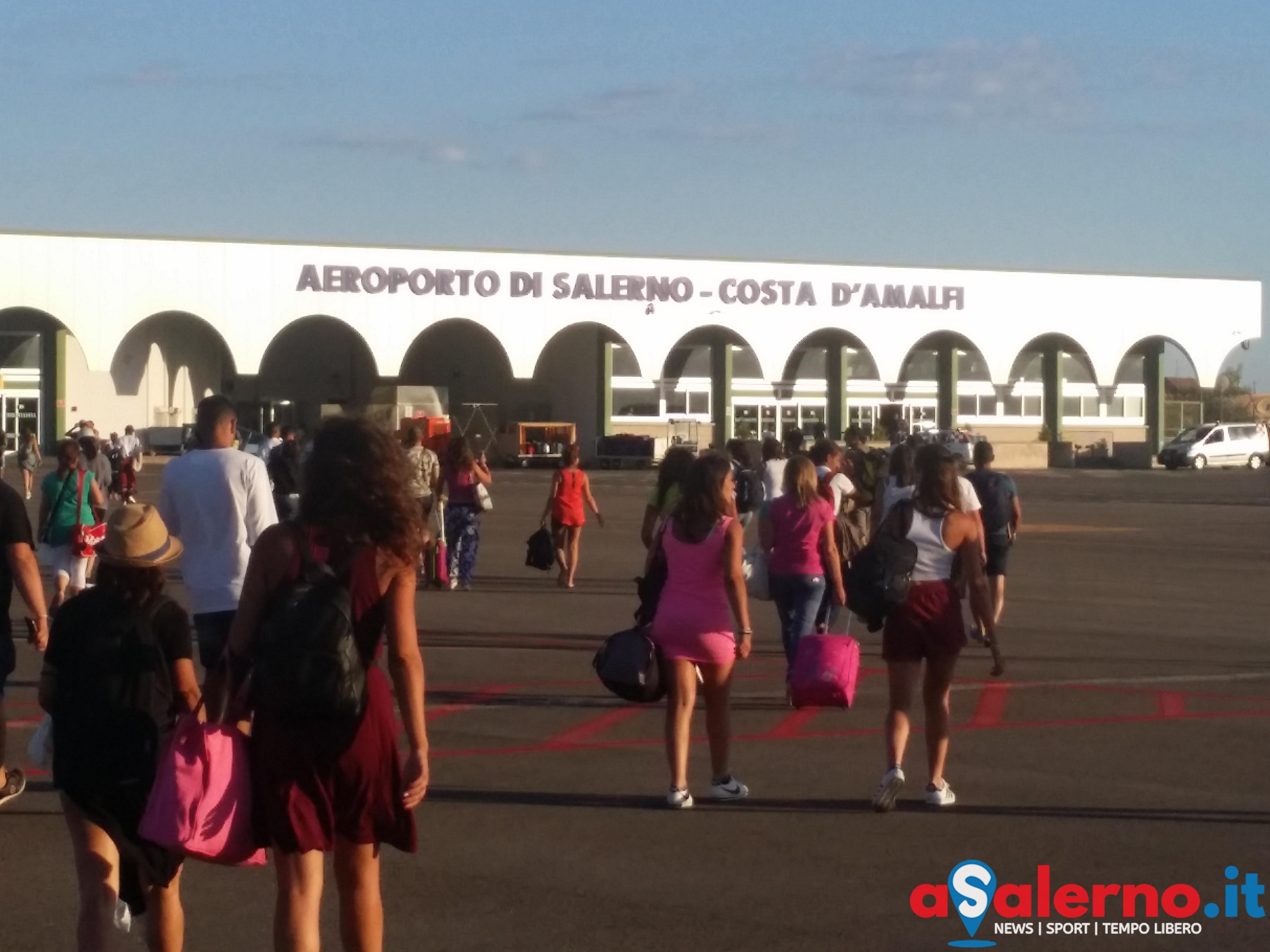 aeroporto salerno costa d'amalfi