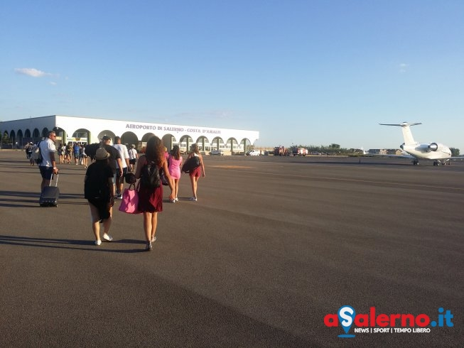 Metro di Salerno fino all'aeroporto: c'è il finanziamento - aSalerno.it