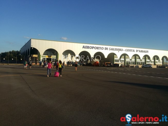 """Blocco Tar all'Aeroporto di Salerno, Cgil: """"Che doccia fredda"""" - aSalerno.it"""