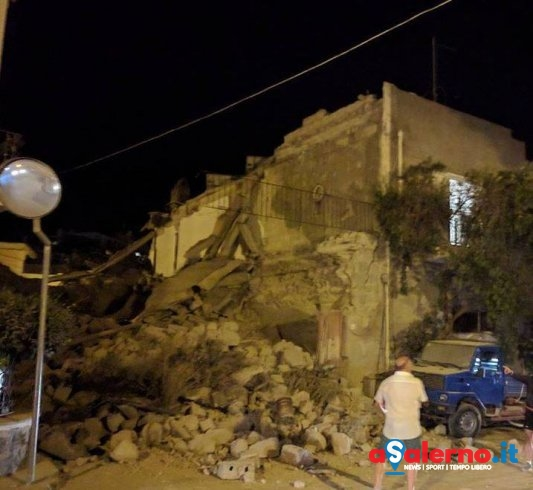 """Terremoto Ischia, il sindaco Napoli: """"Salerno pronta ad aiutare con uomini e mezzi"""" - aSalerno.it"""