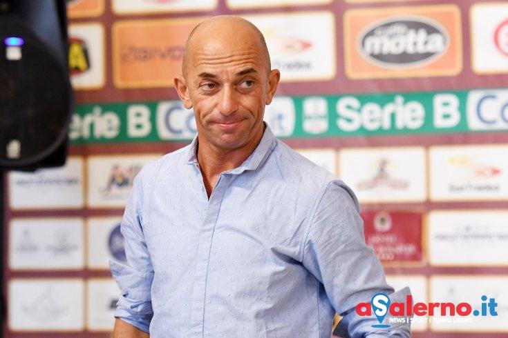 """Bollini a viso aperto: """"Faremo il nostro gioco. Formazione? Ci saranno novità"""" - aSalerno.it"""