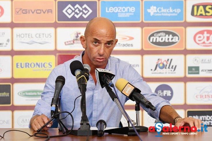 """Bollini a tutto campo: """"Tante scommesse e incertezze.. avremo bisogno di tempo"""" - aSalerno.it"""
