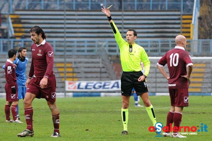 Claudio Gavillucci è l'arbitro di Carpi – Salernitana - aSalerno.it