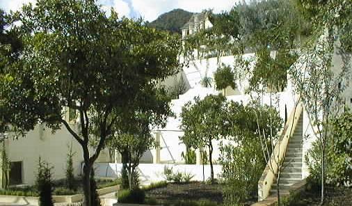 Giardino della Minerva, approvato progetto per eliminare barriere architettoniche - aSalerno.it