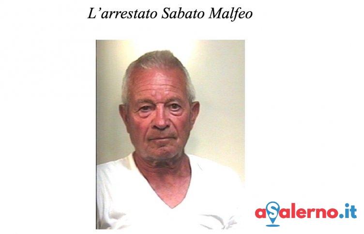 Porto abusivo di arma clandestina: in manette Sabato Malfeo - aSalerno.it