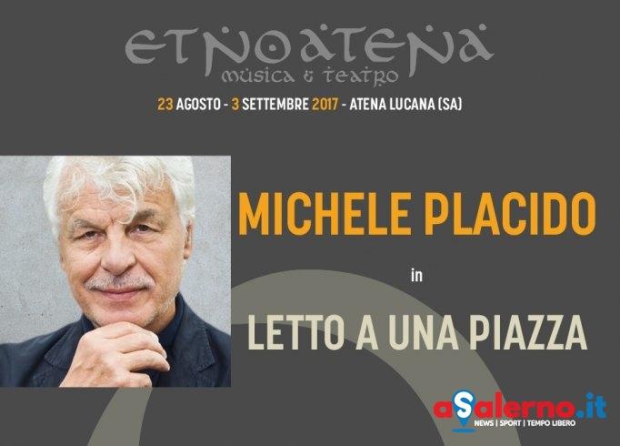 Etno Atena: è la volta di Michele Placido - aSalerno.it
